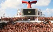 Кораб с голи пътници тръгва из Адриатика