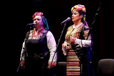 Людмила и Даниела Радкови отново на една сцена с Горан Брегович.