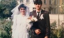 Виж как Нинова празнува 29 г. брак: Политиката е до време, семейството завинаги