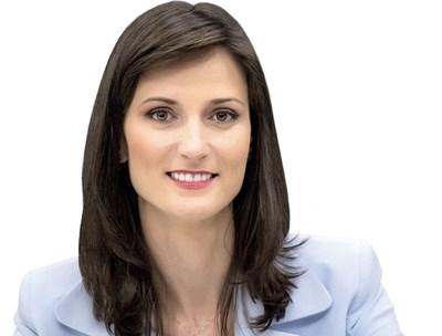 Мария Габриел, еврокомисар по иновации, научни изследвания, култура, образование и младеж СНИМКА: Личен архив