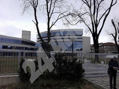 Сградата на Софийския районен съд СНИМКА: Архив