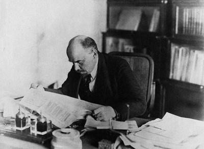 """""""168 часа"""": Тайната за болестта и смъртта на Ленин"""