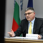Служебният министър на отбраната Георги Панайотов. Снимка МО