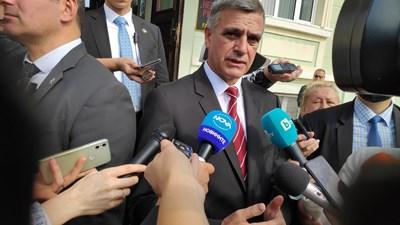 Стефан Янев: Очаквам аз да бъда следващият служебен премиер
