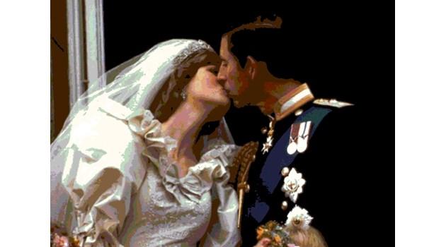 Принцеса Грейс Кели предупредила Даяна, че бракът й с Чарлз е обречен