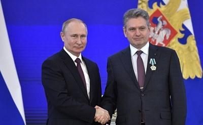 Малинов при Путин