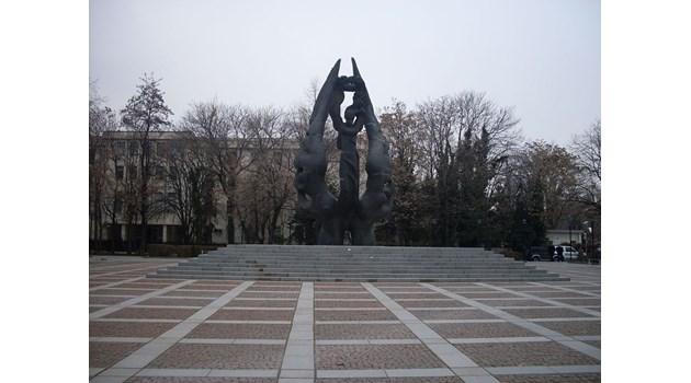 Паметник на Съединението на България и Източна Румелия в град Пловдив