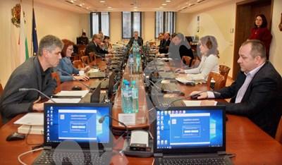 Момент от заседание на ВСС СНИМКА: 24 часа