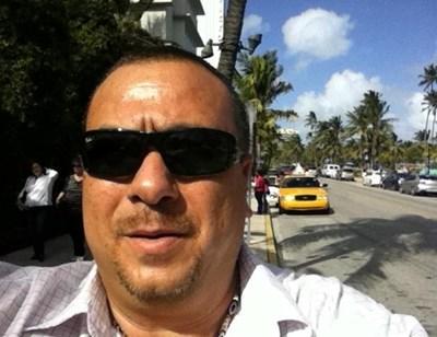 Убитият хазартен бос Коста Николов-Миджурина. Снимка:фейсбук