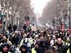 """В Париж и Бурж започнаха протестите на """"жълтите жилетки"""""""