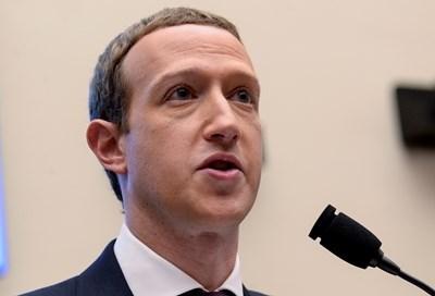 Марк Зукърбърг - основател на фейсбук
