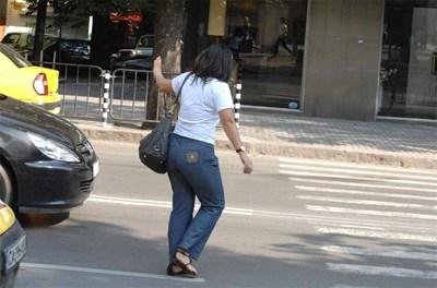 Ако пресичат неправилно, пешеходците ще бъдат глобявани с 20 или 50 лв.