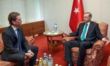 Ердоган заплаши Австрия с война на кръста и полумесеца