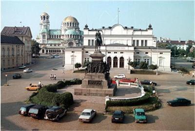 Народното събрание Снимка: Архив