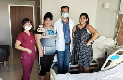"""Лекари от болница """"Чорлу Ватан"""" връщат живота на 16-годишно момиче"""