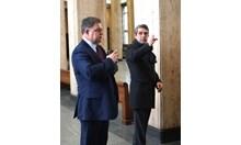 Плевнелиев защити бившия военен министър Николай Ненчев (Видео, снимки, обновена)