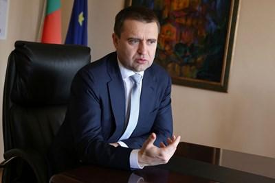"""Председателят на комисията за финансов надзор Бойко Атанасов убеди """"Бул Инс"""" да изплати обезщетенията на загиналите край Своге."""