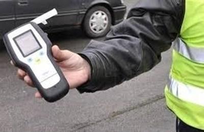 Арестуваха водач, два пъти засечен да шофира пил във Велико Търново