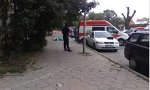Дупнишкият фараон Георги Близнаков скочи от блок в Благоевград, загина на място (Снимки)