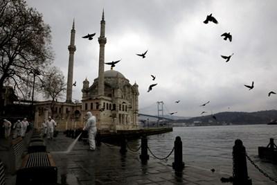Истанбул, Турция Снимка: Ройтерс