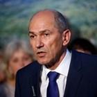 Премиерът на Словения - Янез Янша СНИМКА: Ройтерс