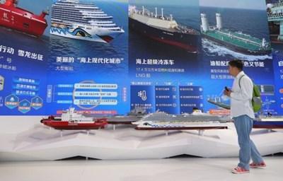 Мероприятия за Деня на китайските марки се провеждат в Шанхай
