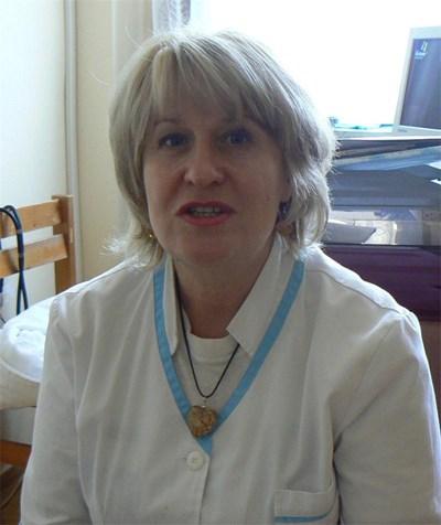 Доц. Снежа Илиева е разтревожена, че у нас свободно се продават креатин и прохормони. СНИМКА: Искра Сотирова
