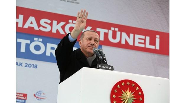 Ако е рекъл Аллах, турската армия може да стигне и до Идлиб