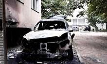 Палнаха джип на автотърговец от Враца