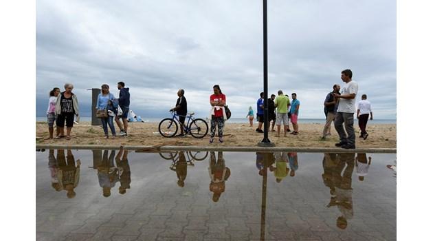 Във вторник и сряда над Гърция може пак да премине циклон, валежи у нас в неделя