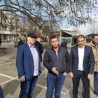 Иван Гешев, Йордан Рогачев и Ивайло Иванов СНИМКИ: Авторът