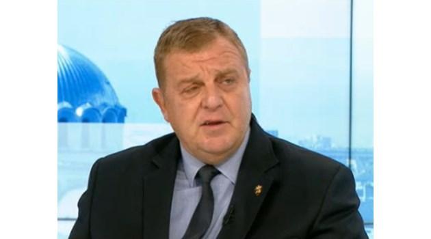 Каракачанов за целите на Кирил Петков: Поредният проект за власт - нищо повече