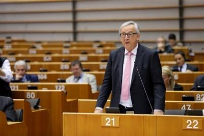 Председателят на Европейската комисия Жан-Клод Юнкер СНИМКА: Ройтерс