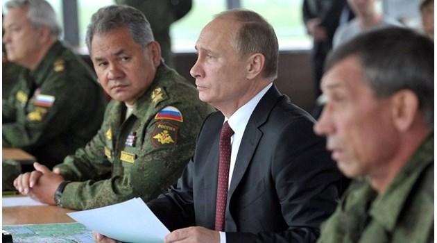 """Русия започна най-големите военни учения в съвременната си история. Подготвя се за """"голям конфликт"""""""