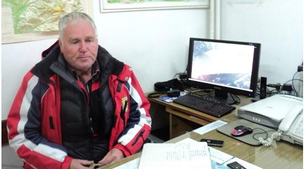 """Зам.-кметът на Банско и шефът на НП """"Пирин"""" - братята Баненски откриха Каролев"""