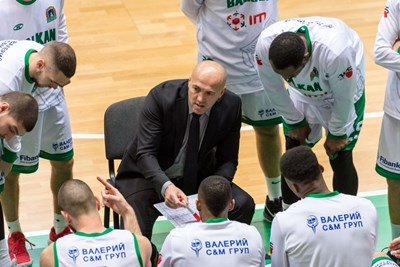 Небойша Видич призна след мача, че е допуснал грешка при смяната, която обаче струва много скъпо на тима му.