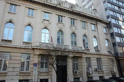 Сградата на Министерството на транспорта, информационните технологии и съобщенията Снимка: Официален сайт на МТИТС