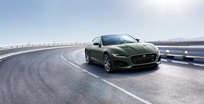 Българин е един от 60-те собственици на уникален Jaguar F-Type за 145 000 евро