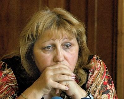 """Доц. Павлинка Кацарова подава оставка като кмет на район """"Южен"""" днес. СНИМКА: Атанас Кънев"""