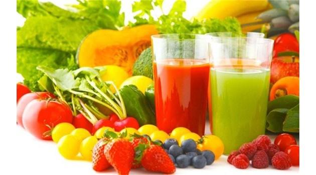 Плодови и зеленчукови сокове чистят бъбреците