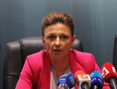Прокурор Даниела Начева е единственият желаещ да оглави Специализираната прокуратура. СНИМКА: Благой Кирилов