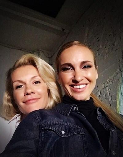 Мария Игнатова написатекст за песен на Алекс Раева, снима се и в клипа й
