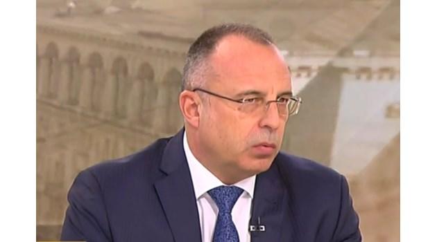 Министър Порожанов за къщата на Манолев: Правена е проверка при плащането