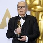 """През 2007 г. получава Енио Мориконе получи """"Оскар"""" за цялостно творчество СНИМКА: РОЙТЕРС"""