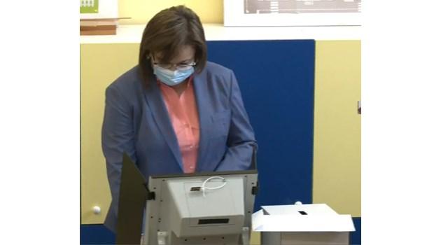 Моментът е решаващ за България, излезте и гласувайте