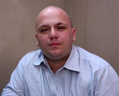 Александър Симов СНИМКА:Архив