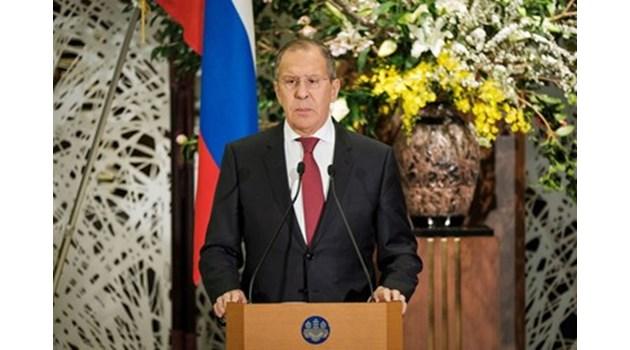 Лавров: Няма факти, доказващи вина на Русия за отравянето на Скрипал