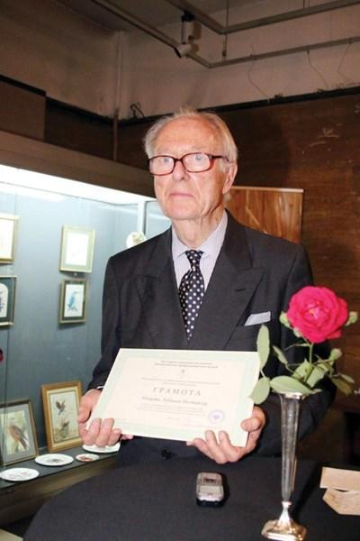 Княз Никита Дм. Лобанов-Ростовски