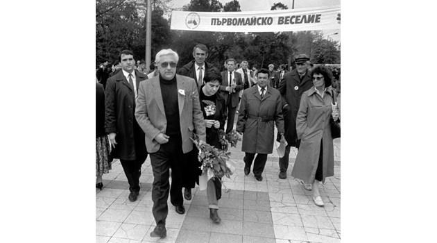 А. Луканов: Срещу този компот с кал, др. Живков, получаваме нефт от СССР