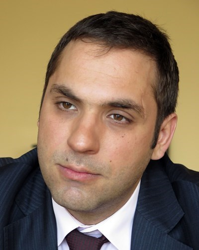 Министърът на икономиката Емил Караниколов СНИМКА: Архив